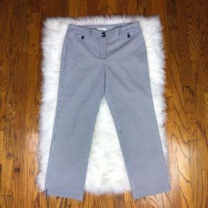 Jones New York Sport Stretch Cropped Pants Size 8